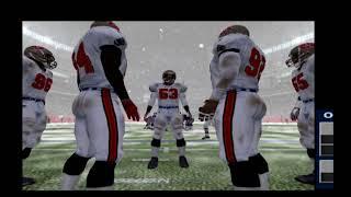 ESPN NFL 2K5 Patriots Vs. Buccaneers|NF Ep.4