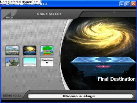 Ssf2 V0 5a Super Smash Flash Demo V0 5a Para
