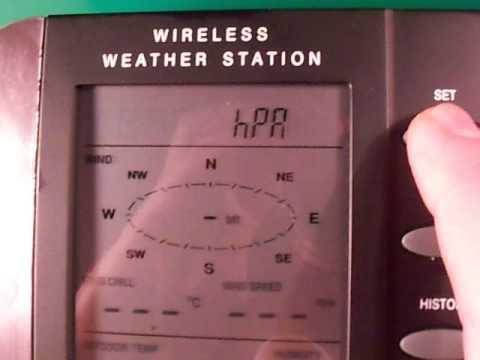Test stacji pogodowej bezprzewodowej Conrad WS1600