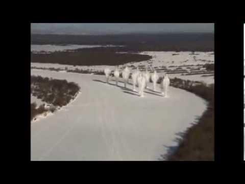 Разрушение ледяных полей и борьба с заторами