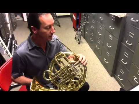 Learn the French Horn Notes
