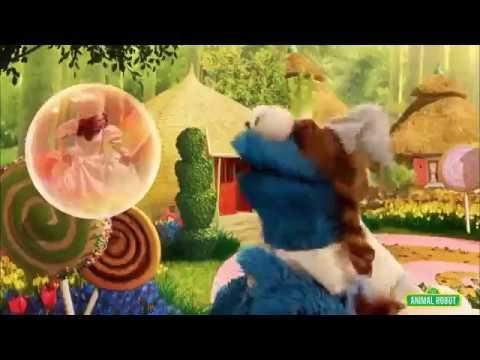 Cookie Monster Raps