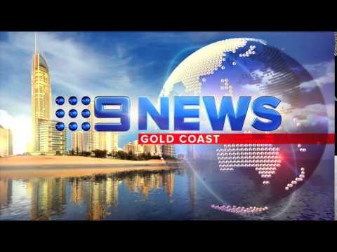 Nine Gold Coast News Title Card (2012 - Present)