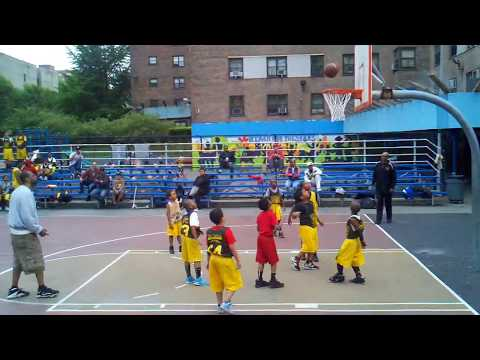 Basketball Youth, Harlem USA