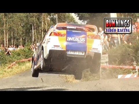 Alberto Hevia (Skoda Fabia S2000) gana un Rallye de Ferrol muy exigente. Miguel Fuster sigue líder del campeonato de España. VISITANOS EN FACEBOOK: http://ww...