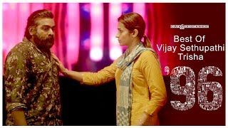 96 Best Of Vijay Sethupathi & Trisha | 96 Movie | Govind Vasantha | C. Prem Kumar