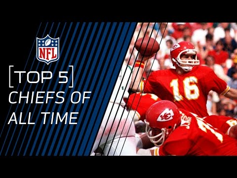 5 Chiefs Of All Time Nfl