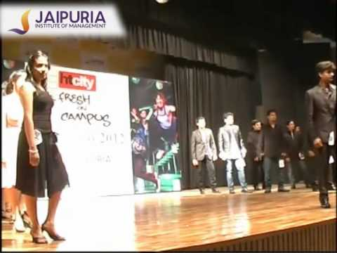 Talash 2012  Jaipuria Lucknow  Part 3