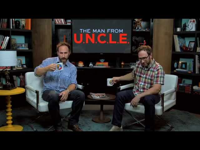 The Trailer, The Sklar Brothers Exclusive, The Man From U.N.C.L.E. – Regal Cinemas 2015 [HD]