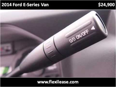 2014 Ford E-Series Van Used Cars Newark,new brunswick,trento