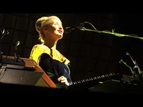 Dead Can Dance - Sanvean, live at the Gibson Amphitheater Universal City, 8-14-12