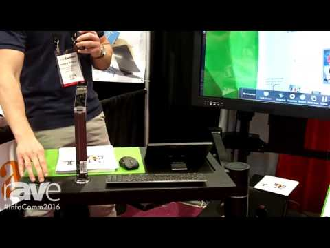 InfoComm 2016: HoverCam Introduces HoverCam CenterStage Document Camera and Teaching Station