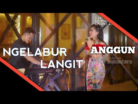 Anggun Pramudita - Ngelabur Langit (Official Video Cover)
