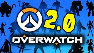 Who will be in Overwatch 2.0? [Overwatch Theory Explained]