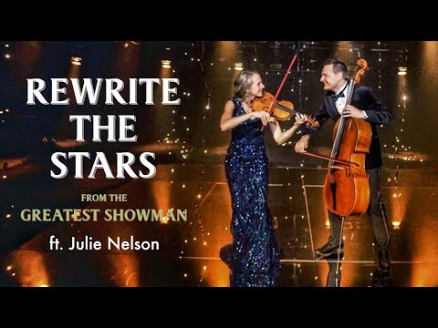 Rewrite The Stars (Piano/Cello/Violin Cover) -The Greatest Showman - The Piano Guys
