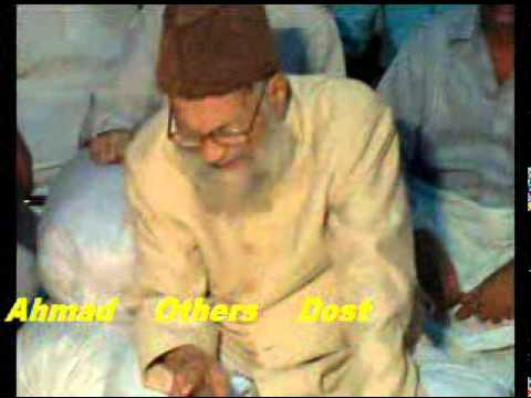 Molana Akhlaq Mozu Sure Yaseen   Part   2 Of 4-  2.august  92 .avi video