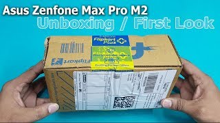 Asus Zenfone Max Pro M2 Unboxing / First Look || Zenfone Max Pro M2 Specifications