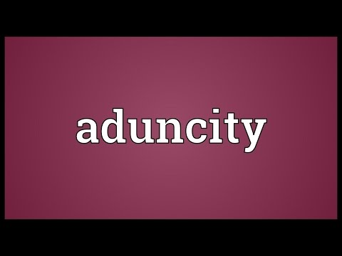 Header of aduncity