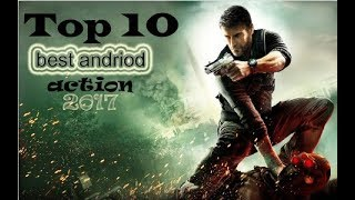 Top 10 best new offline action adventure games for android 2016-2017