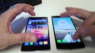 Oppo find7 vs One plus one