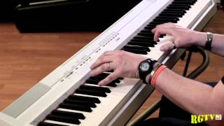 Yamaha P115 - Demo Sound Boost e Grand Piano Preset