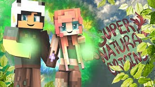 LEARNING OUR MAGIC | Supernatural Origins | EP 3 (Minecraft Supernatural Modded Roleplay)