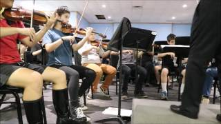 French Woods Festival   Symphony Orchestra   2016