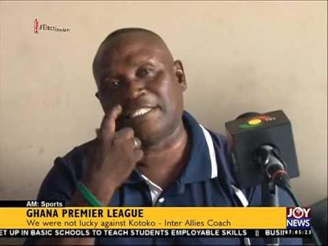 Ghana Premier League - Joy Sports (11-7-16)