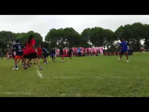 Target ball match Gujarat vs AP