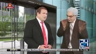 Q K Jamhuriat Hai | 27 October 2017 | 24 News HD