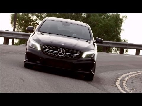 2014 Mercedes-Benz CLA250 Review - TEST/DRIVE