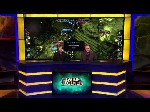 CLG vs CRS - LCS 2013 NA Spring W4D2 (English)