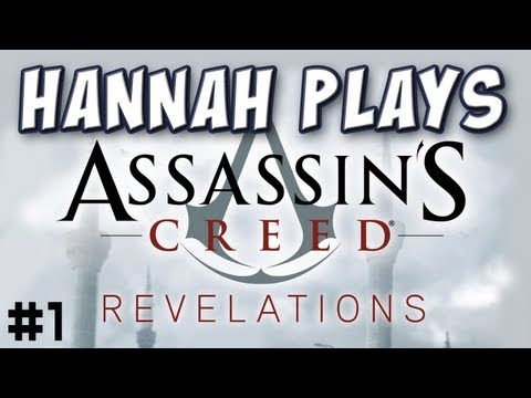 Hannah Plays! - Assassin's Creed Revelations 1 - Hangman Music Videos