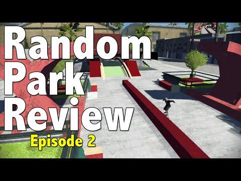 Random Skate 3 SkatePark Review : Episode 2