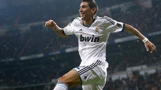 Angel Di Maria - Best Skills & Goals - Real Madrid & Argentina