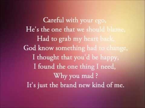 Alicia Keys - Brand New Me - Lyrics Video