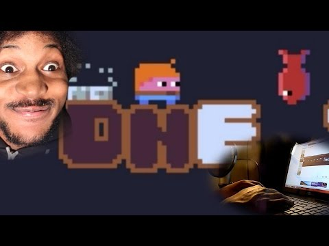 A FUN RAGE GAME!? | Just Type This