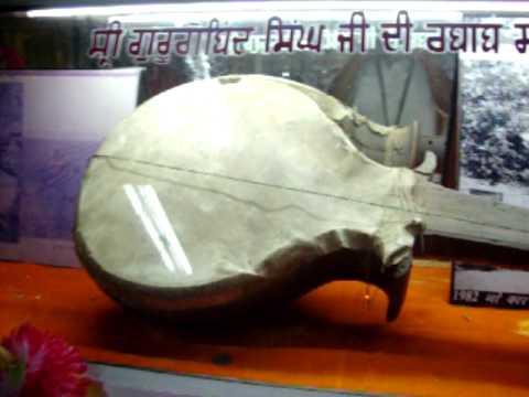 Guru Gobind Singh ji Weapons Guru Gobind Singh Sahib ji da