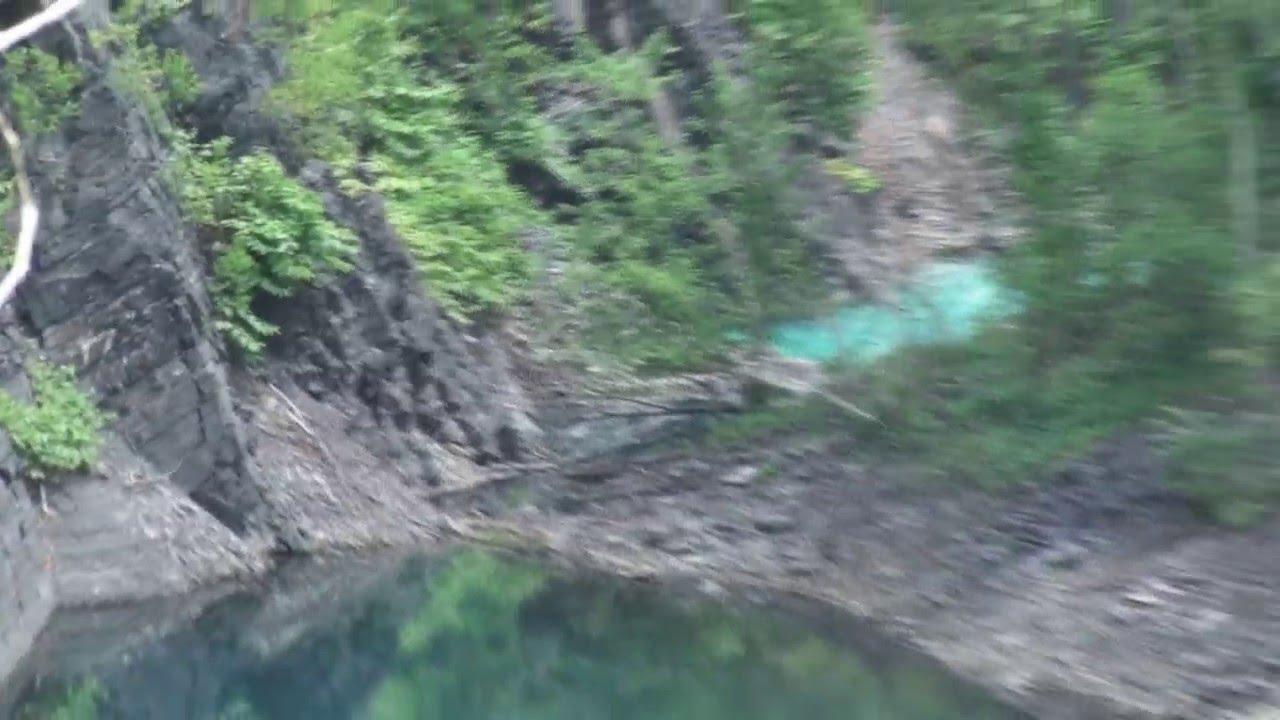 Adirondacks Swimming Hole - YouTube