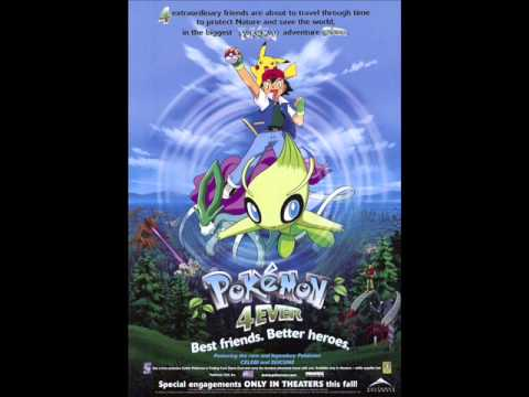 Pokemon 4ever - Born to Be a Winner - Soundtrack