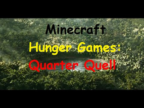Minecraft Hunger Games: Quarter Quell Episode 1: w/NessGamez