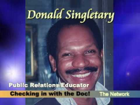 Donald Singletary Checked In 2010-01-24