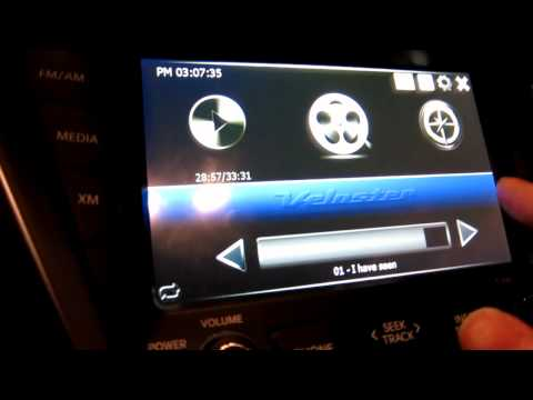 Hyundai Veloster USB Video and NAV Interface Vehicle Install   PART 2 of 2
