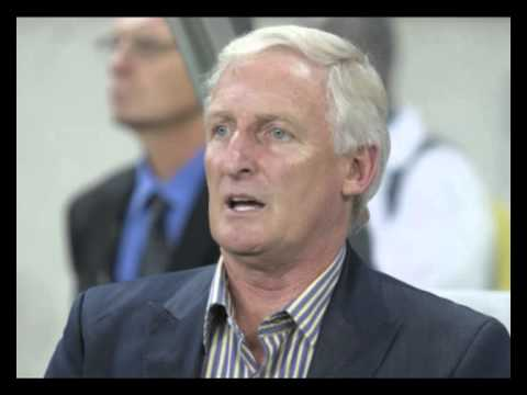 Igesund talks of first victory as Bafana head coach