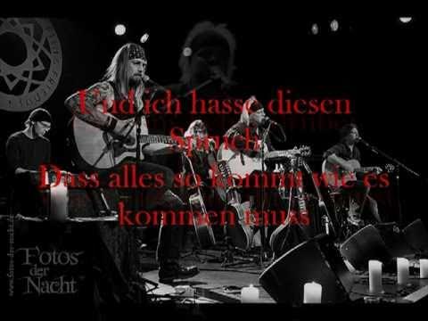Eric Fish - Reden