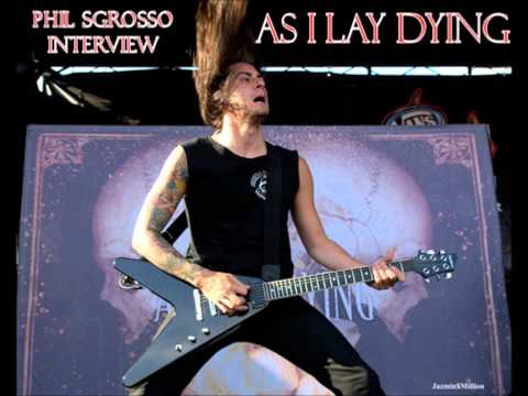 Interview with Phil Sgrosso of As I Lay Dying, December 5, 2011