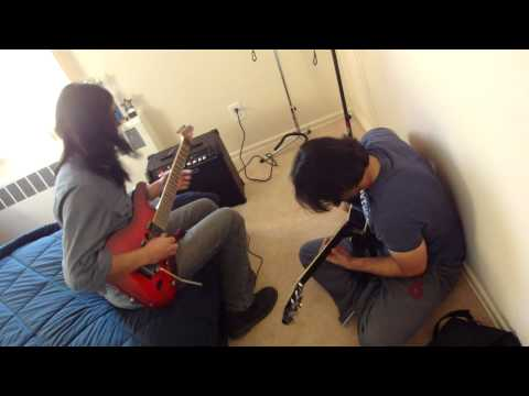 Jamming with FARAZ ANWAR