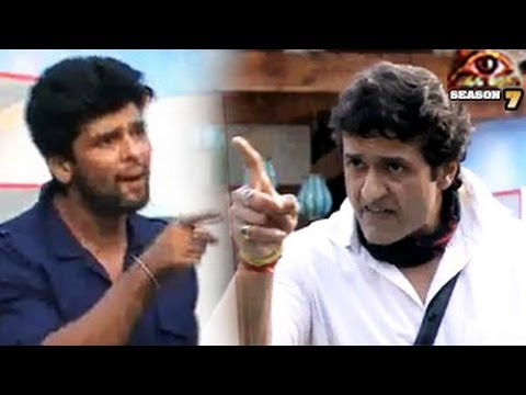 Bigg Boss 7 Kushal Armaan's UNCENSORED FIGHT in Bigg Boss 7 3rd December 2013 Day 79 FULL EPISODE