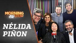 Nélida Piñon - Morning Show - 17/06/19