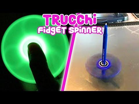 5 Trucchi Incredibili Con I Fidget Spinner